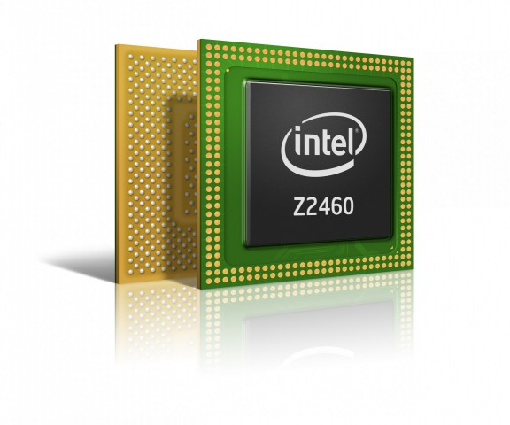 Smartphonechip: Intels Atom Z2460 alias Medfield