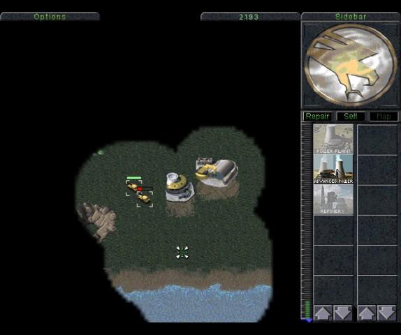 Command & Conquer: Tiberiumkonflikt im Browser