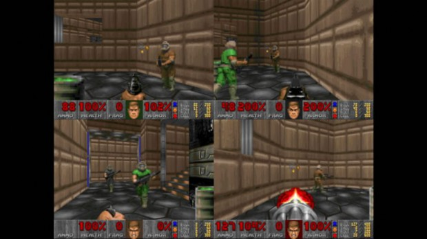 Doom, Version von Xbox Live