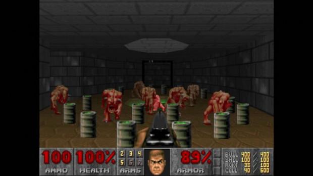 Doom, Version von Xbox Live
