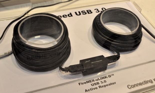 USB-3.0-Repeater: Firenex-uLink von Newnex