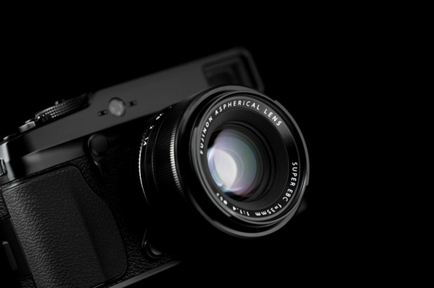 Fujifilm X-Pro1 (Bild: Fujifilm)