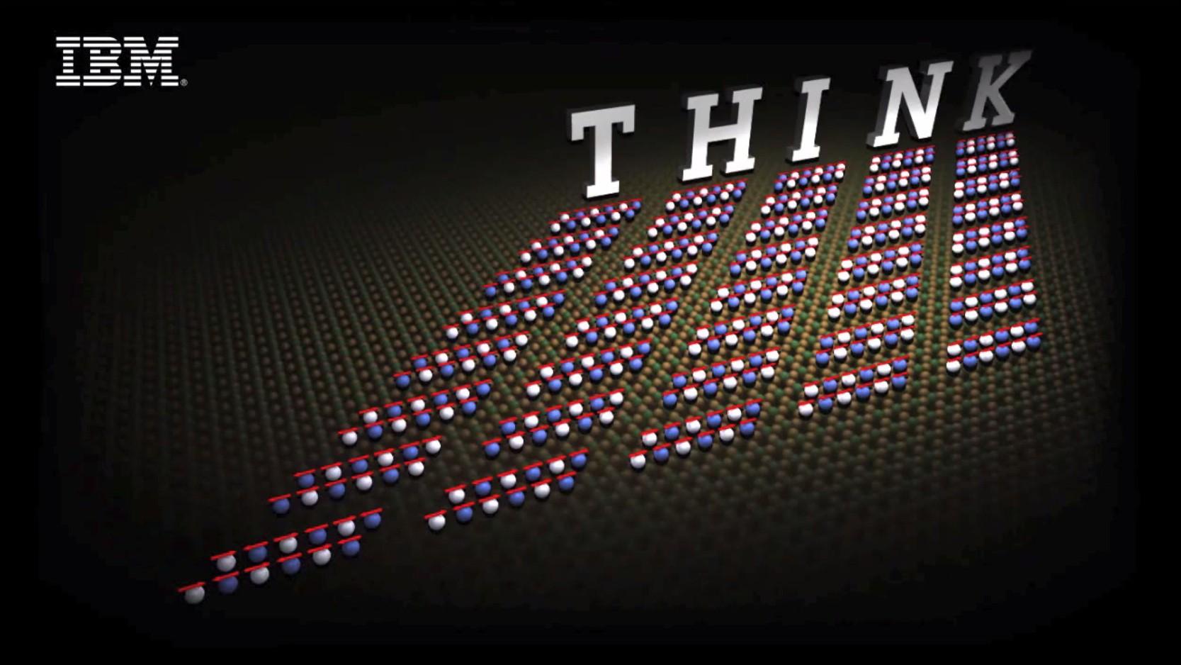 Extreme Speicherdichte: IBM speichert 1 Bit in nur 12 Atomen - 1 Byte in 96 Atomen
