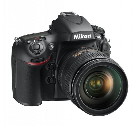 Der rote Auslöser für Videos ist neu (Bild: Nikon)