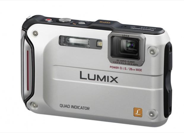 Panasonic Lumix FT4 (Bild: Panasonic)