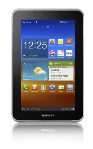 Samsungs Galaxy Tab 7.0 Plus N