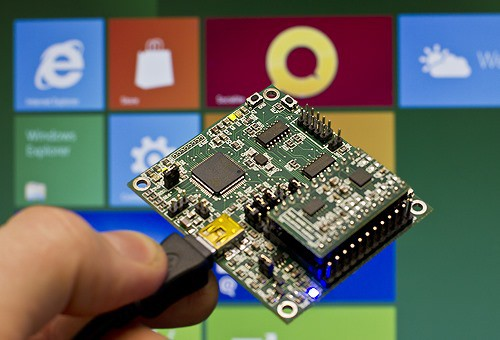 Sensor-Fusion-Testplattform von ST Microelectronics