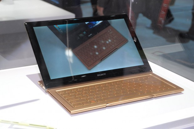 "Sonys ""Hybrid - Vaio Concept of the future"""