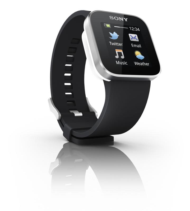 Sony Xperia S: Android-Smartphone mit lichtstarker 12-Megapixel-Kamera - Sony Ericssons Smart Watch