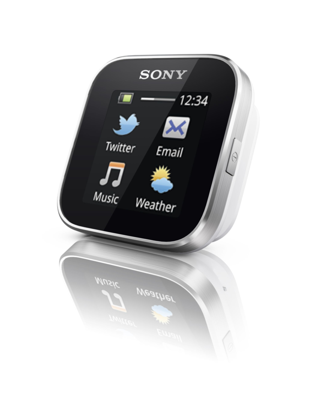 Sony Xperia S: Android-Smartphone mit lichtstarker 12-Megapixel-Kamera - Sony Ericssons Smart Watch