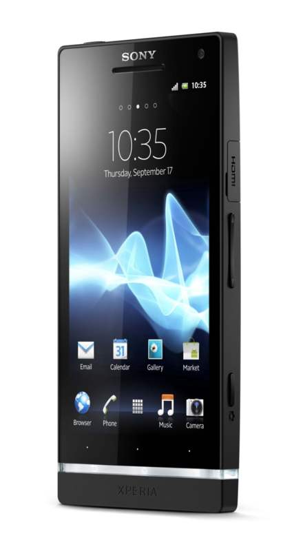 Sony Xperia S: Android-Smartphone mit lichtstarker 12-Megapixel-Kamera - Sony Ericssons Xperia S