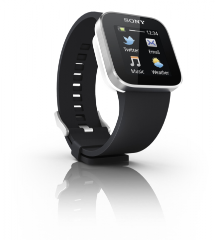 Sony Ericssons Smart Watch
