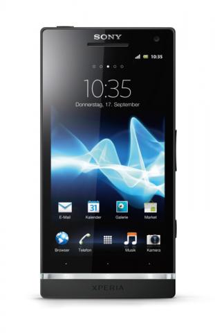 Sony Ericssons Xperia S