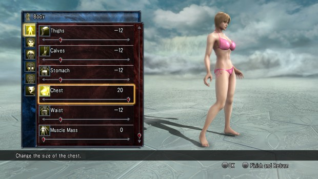 Soul Calibur 5