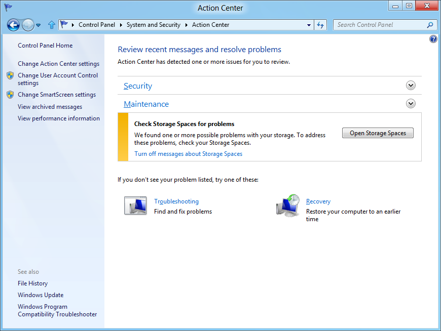 Windows 8: Storage Spaces gegen volle Festplatten - Defekte Festplatten ersetzen