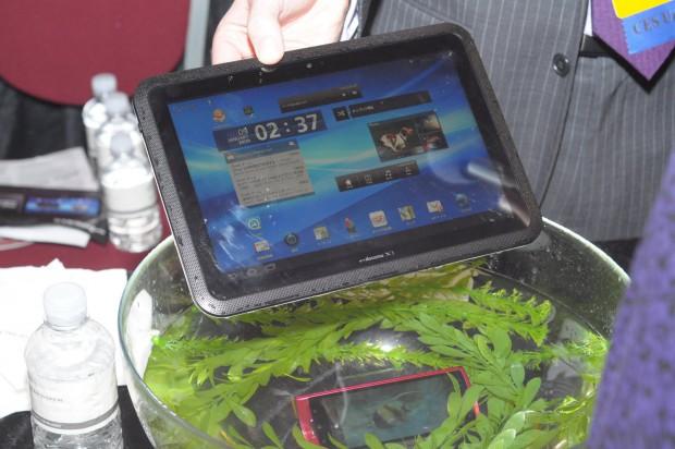 Fujitsus Arrows-Tablet...