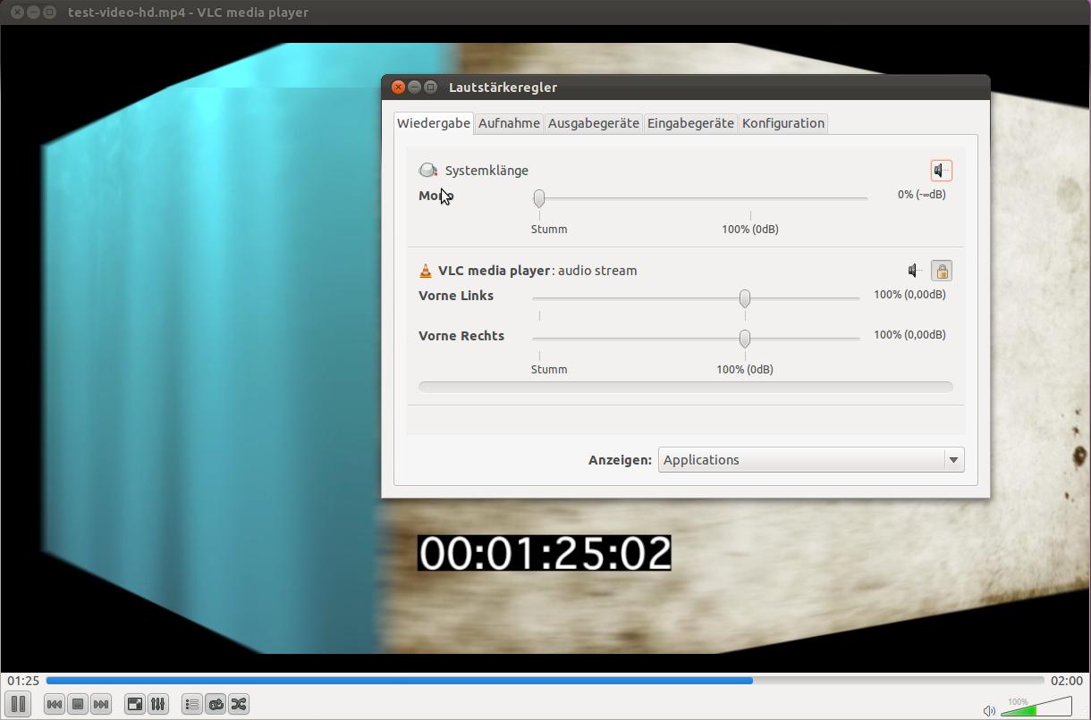 Mediaplayer: VLC 2.0 als Release Candidate erschienen - Die Anbindung zu Pulseaudio wurde verbessert.