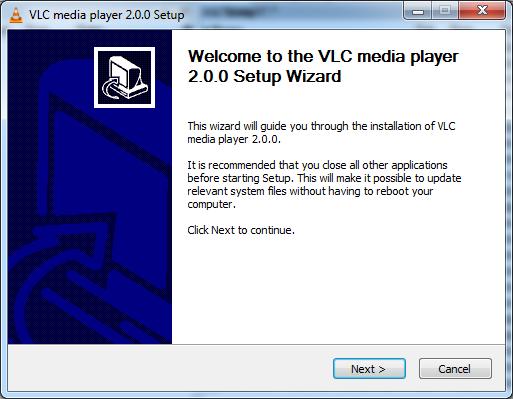 Mediaplayer: VLC 2.0 als Release Candidate erschienen - VLC 2.0 (Final) unter Windows