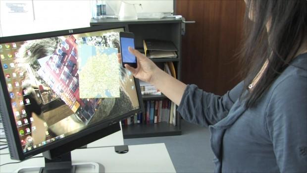 Virtual Projection (Youtube/Screenshot: Golem.de)