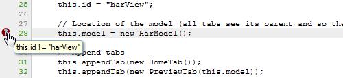 Neue Funktionen in Firebug 1.9