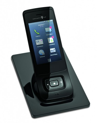 telekom speedphone 700 wlan telefon mit touchdisplay und android. Black Bedroom Furniture Sets. Home Design Ideas