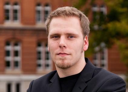 Torge Schmidt, Piratenpartei Schleswig-Holstein (Bild: Piratenpartei)