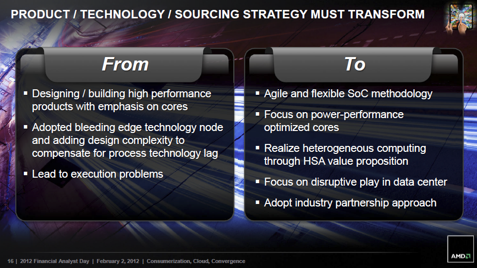 Roadmap: AMD will mehr SoCs statt immer mehr Kerne -