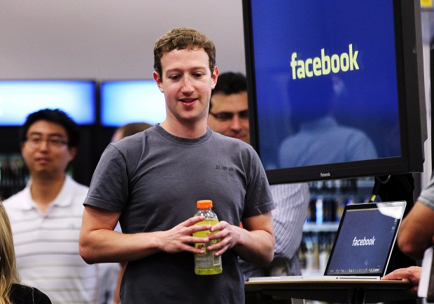 Mark Zuckerberg (Foto: Justin Sullivan / Getty Images News)