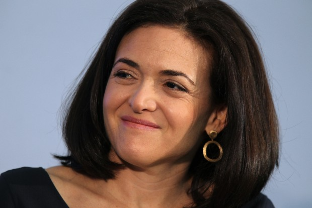 Facebook-COO Sheryl Sandberg (Foto: Justin Sullivan / Getty Images News)