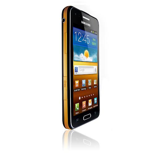 Android-Smartphone mit Projektor: Samsung erhöht Preis für das Galaxy Beam - Samsung Galaxy Beam