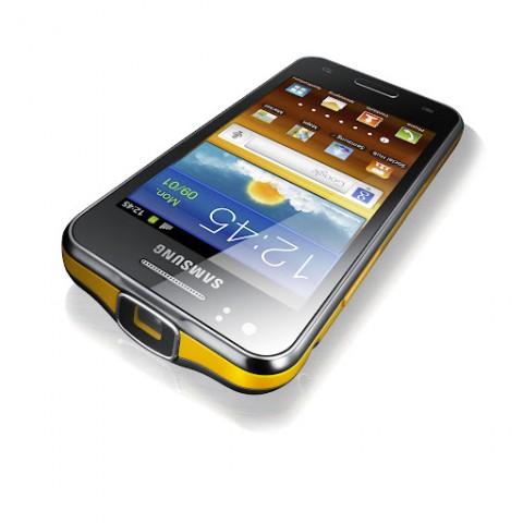 Samsung Galaxy Beam mit integriertem Projektor