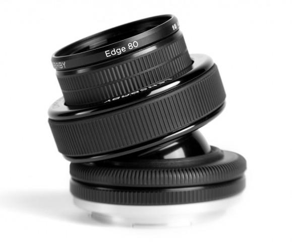 Lensbaby Edge 80 in Composer Pro (Bild: Lensbaby)