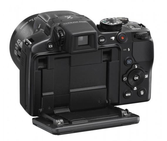 Nikon P510 (Bild: Nikon)