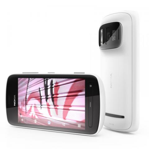 Nokia 808 Pureview (Quelle: Nokia)