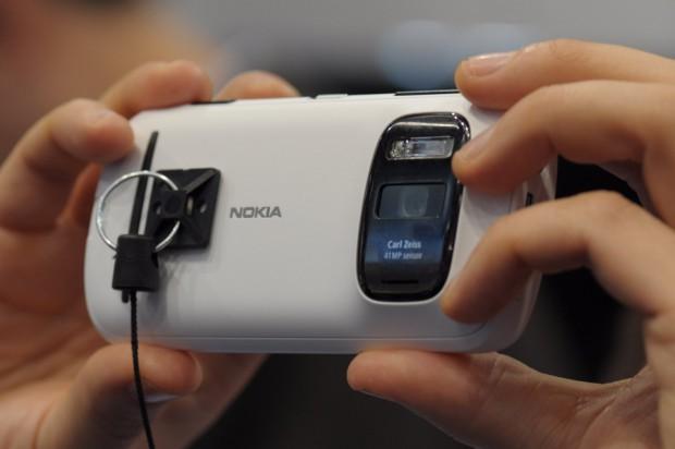 Nokia 808 Pureview (Quelle: Andreas Sebayang)