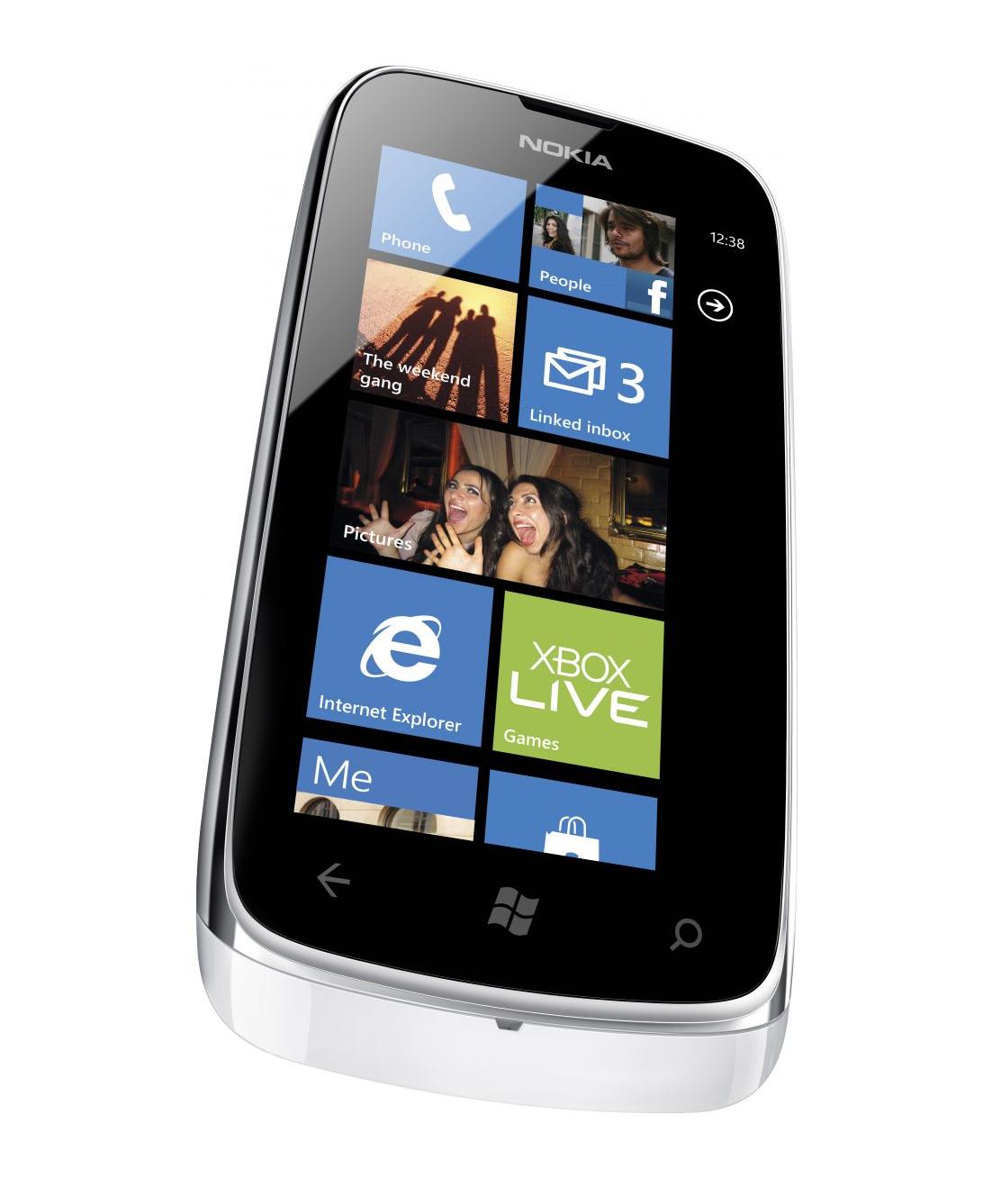 Nokia Lumia 610: Microsoft ermöglicht Billig-Windows-Phone-Smartphone - Nokia Lumia 610