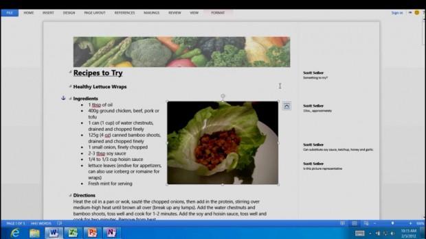 Office 15: Word unter Windows 8 für ARM (WOA)
