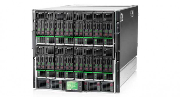 HP ProLiant Gen8: Blade-Server