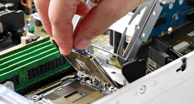 HP ProLiant Gen8 mit Smart Sockel gegen verbogene CPU-Pins