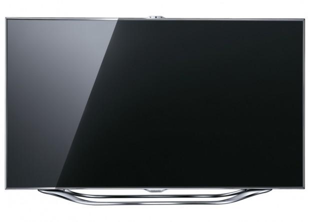 Samsung-Fernseher ES8090 (Bild: Samsung)