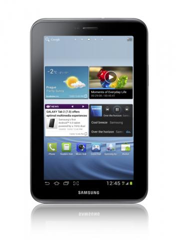 Samsung Galaxy Tab 2 (7 Zoll)