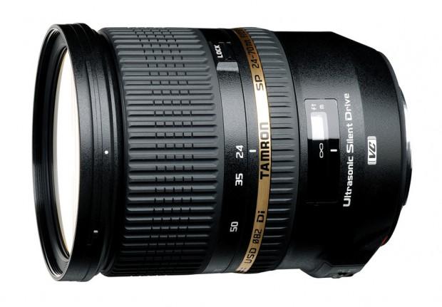 Tamron SP 24-70mm F/2.8 Di VC USD (Bild: Tamron)