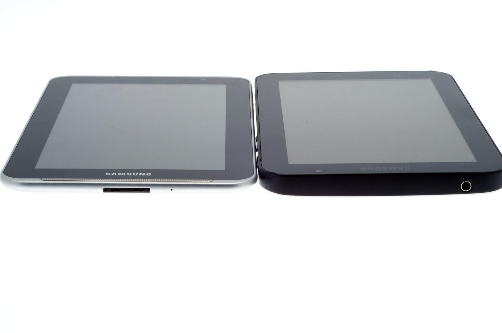 Galaxy Tab 7.0 Plus N im Test: Nachfolger des Galaxy Tab 7 ist fast