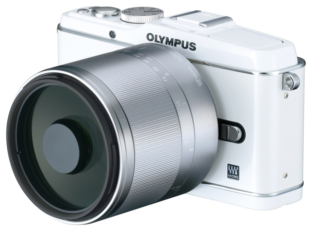 Tokina: Spiegeltele mit 300 mm Brennweite für Micro Four Thirds - Tokina 300 mm f/6,3 (Bild: Tokina)