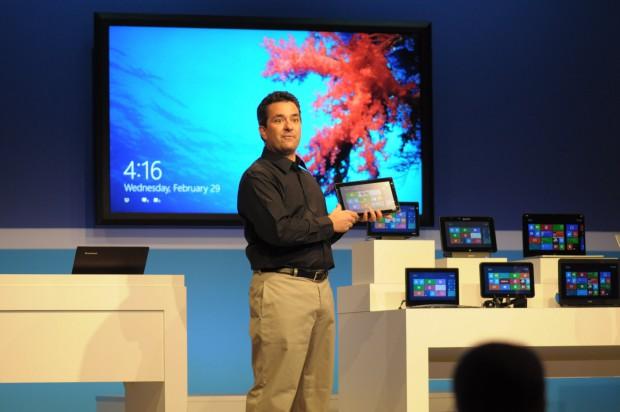 Windows 8 auf einem ARM-Tablet mit Nvidias Tegra 3. (Bilder: Andreas Sebayang)