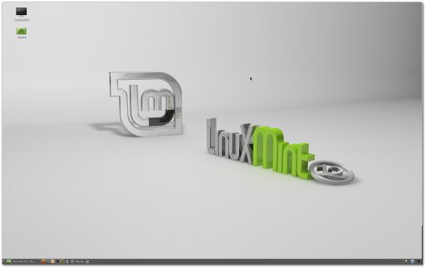 Die Panel-Applets können frei sortiert werden. (Bild: Linux Mint)