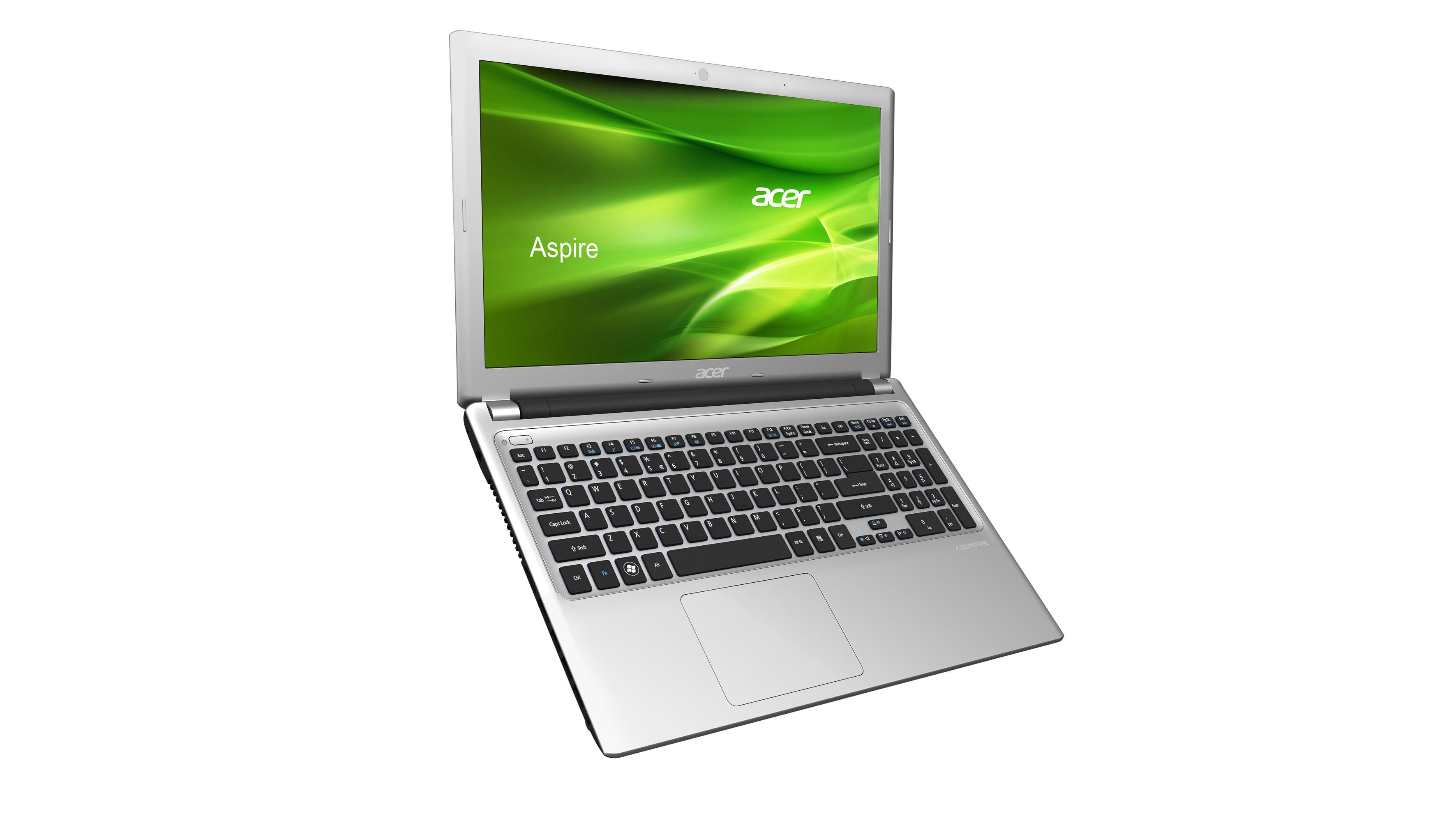 Acer-V-Notebooks: Core i5 im Netbook-Gehäuse - Acer Aspire V5