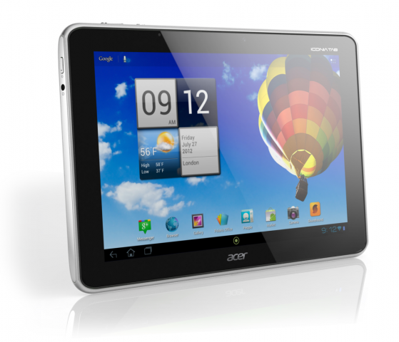Iconia Tab A511 (Quelle: Acer)