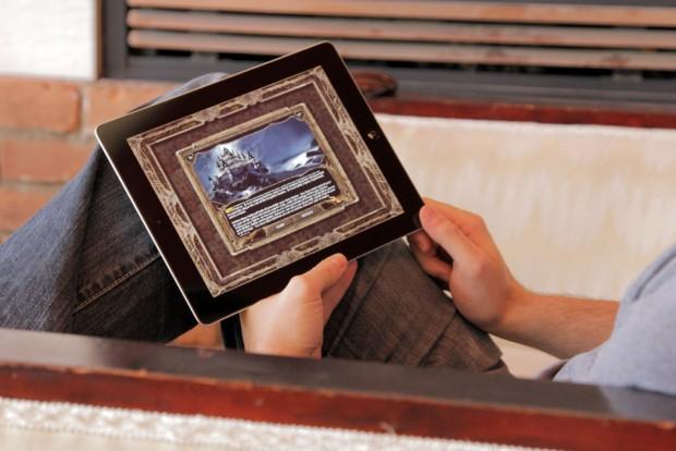 Baldur's Gate auf dem iPad
