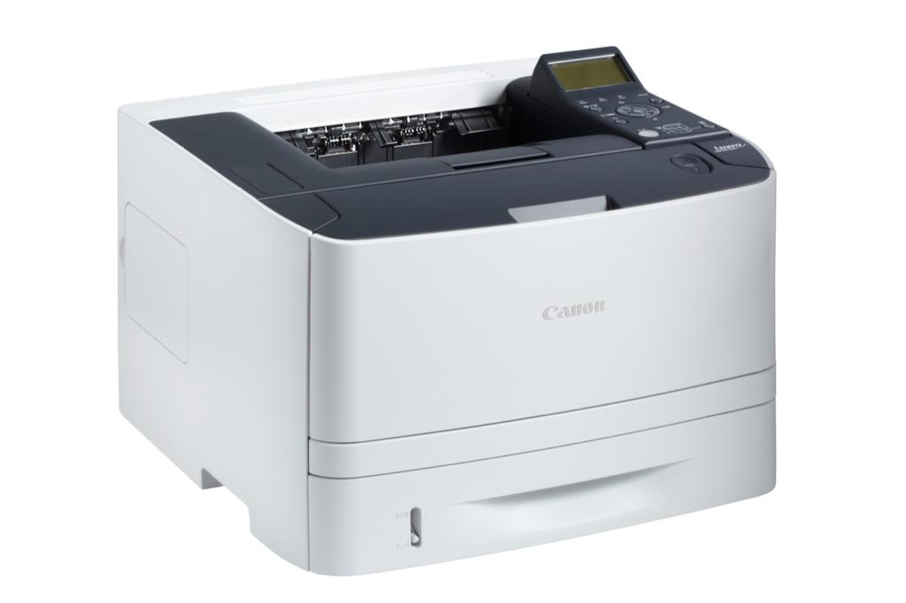 i-Sensys: Netzwerkfähige Laserdrucker von Canon - Canon i-Sensys LBP6670dn (Bild: Canon)